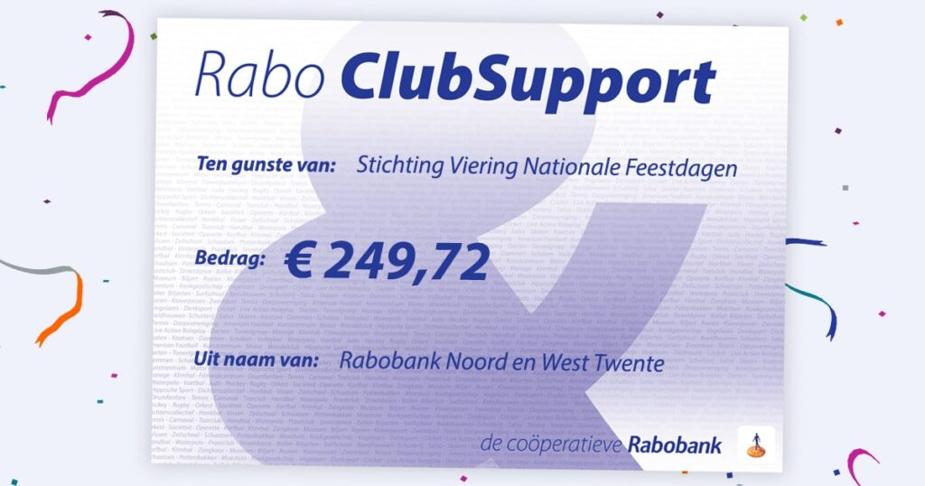cheque clubsupport